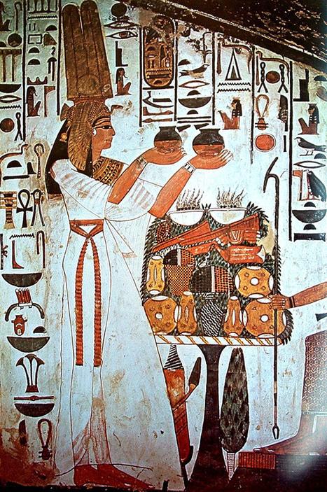 Estilos pictóricos. Arte Egipcio Antiguo. | Pintura y Artistas | Arte del Antiguo Egipto. | Scoop.it