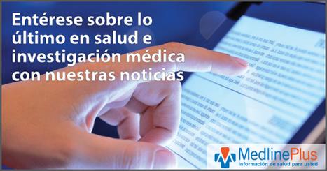 ¿Qué tan larga será su vida? Fíjese en sus padres: MedlinePlus en español | Salud Publica | Scoop.it
