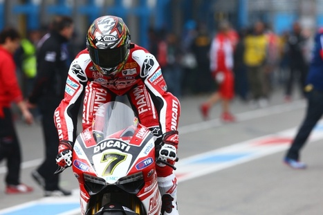 Davies hoping for Ducati home support | Ductalk Ducati News | Scoop.it