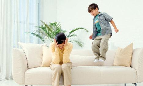 Comportement : Élever un enfant agité, une tâche épuisante pour les mères - LE MATIN.ma | Education | Scoop.it