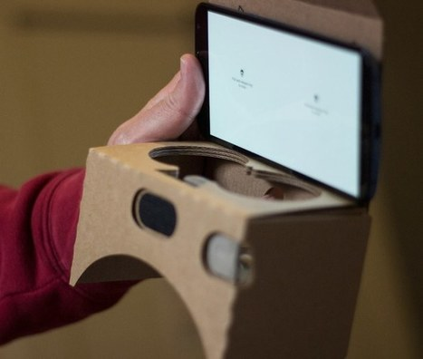 Why that rumored standalone VR headset from Google probably isn't what you're imagining | Educational technology , Erate, Broadband and Connectivity | Scoop.it