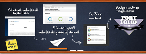 Simulise Badges | ICT in de lerarenopleiding | Scoop.it