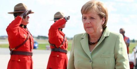 Angela Merkel, VRP de l'Allemagne et voix de l'Europe à l'étranger | Union Européenne, une construction dans la tourmente | Scoop.it