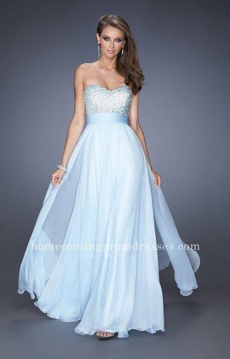 Embellished La Femme 19726 Shimmer Bodice Evening and Prom Dresses [LF-19726] - $175.00 : Prom Dresses | Homecoming Dresses | girlsdresseshop | Scoop.it