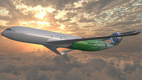 NASA wants to build world's most efficient plane | IFE, IFEC | Scoop.it
