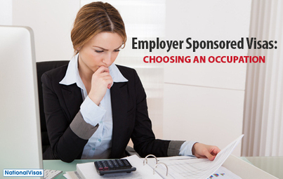 Employer Sponsored Visa: Information on nominating the right occupation   Skilled Workers in Australia   Scoop.it