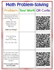 Transforming Teaching and Learning with iPads: Code Your Class with QR Codes | The use of QR codes | Scoop.it