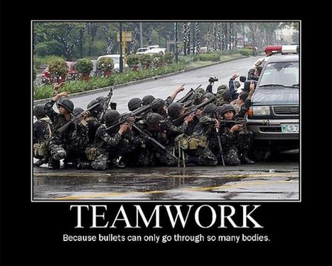 Teamwork | LOLfreak | Scoop.it