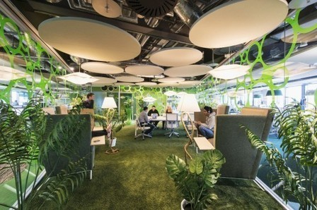 Google Campus Dublin by Henry J. Lyons Architects | Technology Updates | Scoop.it