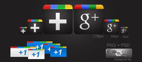 50 packs d'icônes gratuites sur le thème des réseaux sociaux à télécharger | Time to Learn | Scoop.it