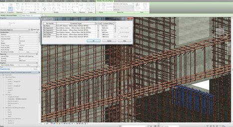 How Revit 2016 offers huge benefits to Structural Rebar Detailers | BIM Forum | Scoop.it