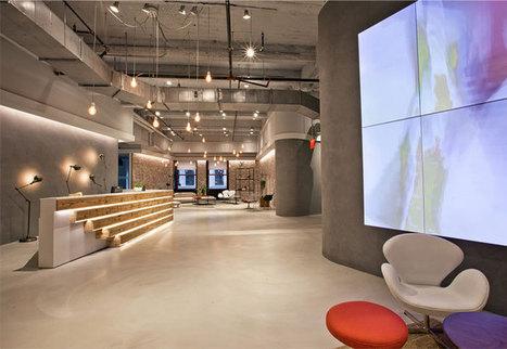 Thiết kế văn phòng hiện đại tại Empire State Building | Thiết kế nội thất văn phòng | Scoop.it