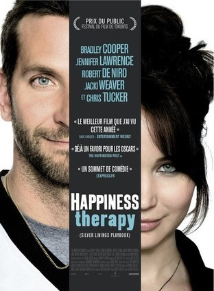 """Jennifer Lawrence Photo: New """"The Silver Linings Playbook"""" Poster [France]. 