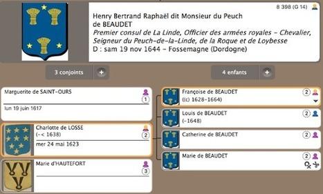 La mort de monsieur du Peuch | GenealoNet | Scoop.it
