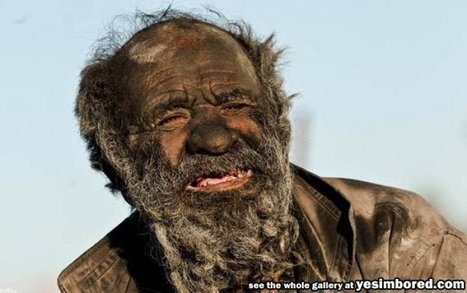 This is the Result when You Don't take a Bath for 60 Years! | crazy news articles | Scoop.it