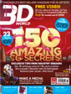3D World Advent Calendar Day 14: a set of metal fences   3D World   Machinimania   Scoop.it