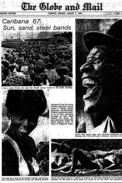 Come Out to Caribana '67   news   Torontoist   SOCA ALL STARS   Scoop.it