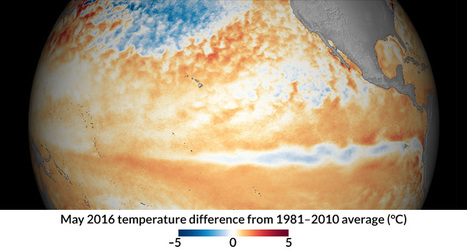 Science News for Students: Last year's strong El Niño is gone. Next up: La Niña | Homework Helpers | Scoop.it