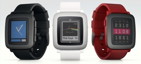 Pebble 2.0 « Awesome Smartwatch, No Compromises !!!» | 100% e-Media | Scoop.it