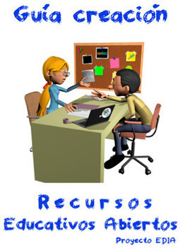 Guía para crear #recursos educativos abiertos #TRICLab #TRIC #educación | Universidad 3.0 | Scoop.it