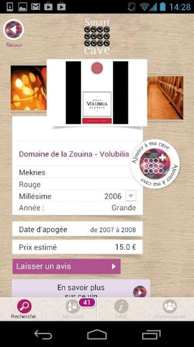 Le vin enfin à portée de tous! - Bluewin | Le vin quotidien | Scoop.it