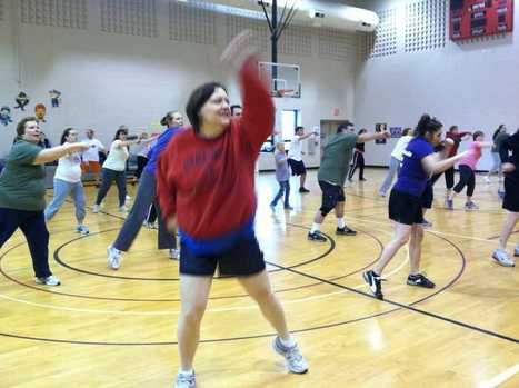 Wamego residents take part in 12-week fitness challenge - Topeka Capital Journal | Athletic and Recreation Facilities | Scoop.it