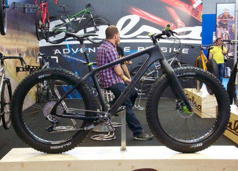 Best Road and Mountain Bike Gear at 2013 Eurobike | Bicycling Magazine | Cycling | Scoop.it