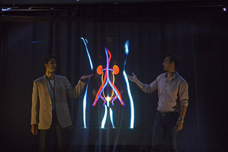 A Hologram For Medical Students BRINGS The Human Body To Life | Daily Magazine | Scoop.it