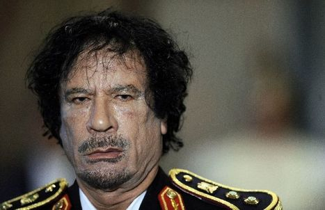 War-weary Libyans miss life under Kadhafi | Archaeology, Culture, Religion and Spirituality | Scoop.it