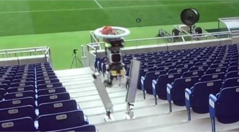 Google Alphabet dévoile son nouveau robot tout-terrain | Une nouvelle civilisation de Robots | Scoop.it
