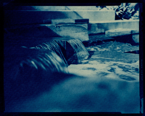 Through A Glass, Darkly: A Cyanotype Miracle | photography | Scoop.it