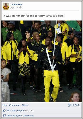 Facebook : les statistiques des Jeux Olympiques 2012 | Smartphones et réseaux sociaux | Scoop.it