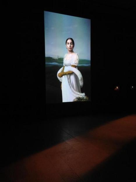 Twitter / MuseeLouvre: @ladygaga at the Musée du ... | patrimoine culturel cosmopolite | Scoop.it