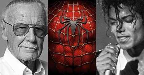 Stan Lee on Michael Jackson's Desire to Buy Marvel and Play Spider-Man - ComicsAlliance | Comic Books | Scoop.it