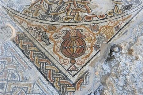 Descubren un imponente mosaico de hace 1.500 años en el sur de Israel | Arqueología, Prehistoria y Antigua | Scoop.it