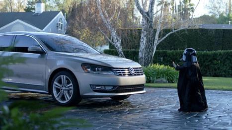 Star Wars Volkswagen Commercial Heading to Super Bowl   All Geeks   Scoop.it