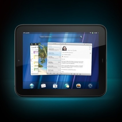 [AVIS] HP TouchPad après quelques mois - Customtaro | #webOS Touchpad | Scoop.it
