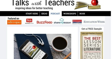 Top 36 Educational Podcasts for Teachers ~ Educational Technology and Mobile Learning | Educación, tecnología y aprendizaje | Scoop.it