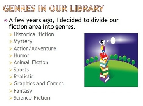 It's a Genre Based Library | | Genrefication | Scoop.it