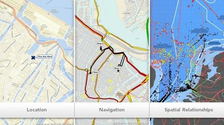 The Power of the Map | Esri Insider | Open Geographic Information Systems | Scoop.it