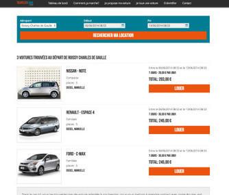 Baptême de l'air pour TravelerCar avec une levée de 750 000€ (Premium) | CarSharing | Scoop.it
