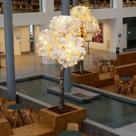 Indoor Space Design: University of Copenhagen - Green With Envy   Sustainable Homes   Scoop.it