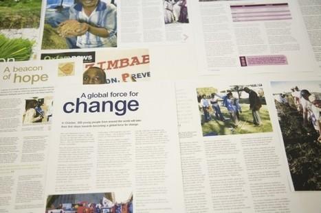 How we work   Oxfam Australia   4G3 Global change   Scoop.it