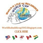Watch Live 4th World Kabaddi Cup 2013 Free | InternetTopics | Scoop.it
