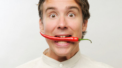 The thrill of the taste: Why do we like spicy food?   Erba Volant - Applied Plant Science   Scoop.it