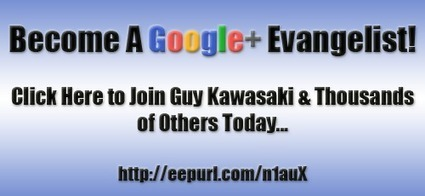 How Becoming a Google+ Evangelist Improves Your Search Ranking | Google Plus Resources | Scoop.it