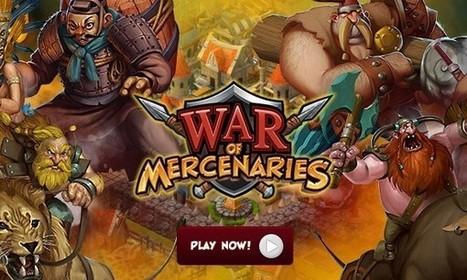 Peak Games'ten Yeni bir Strateji Oyunu: War of Mercenaries | Sosyal Medya Türkiye | son xəbərlər | Scoop.it