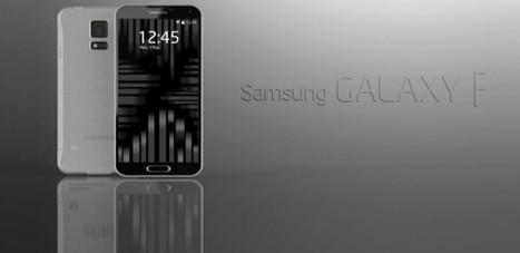Aparece un diseño de concepto del Samsung Galaxy F (S5 Premium) | Samsung mobile | Scoop.it