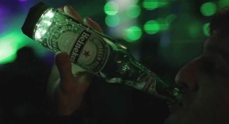 Heineken Create Interactive Beer Bottles That Respond To Drinkers   Digital Marketing and creative campaigns   Scoop.it