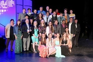 High School Musical Theatre Students Recognized at Starlight Blue Star Awards - Infozine | OffStage | Scoop.it